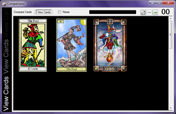 Compare Cards View