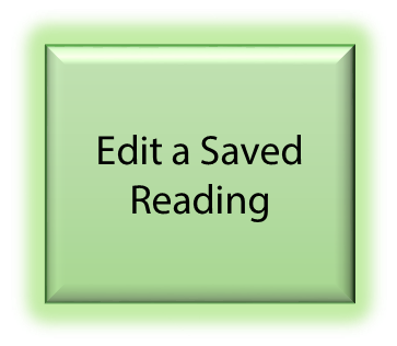 Readings - Edit Saved