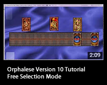 Tutorial - Free Selection Mode